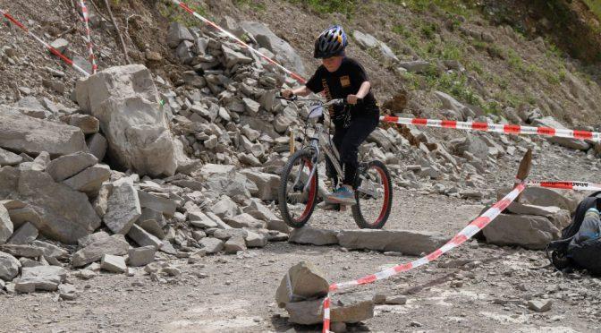 Jura – Trial – Pokal mit Nachwuchs bei der Fahrradabteilung