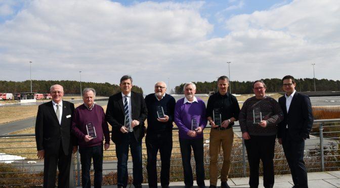 Siegerehrung ADAC Nordbayern Pokal für Historische Automobile und Motorräder