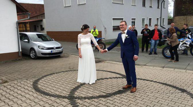 Hochzeit in Seelig