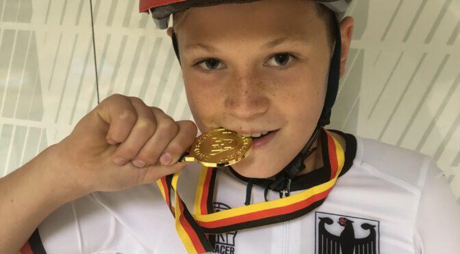 """Deutscher Meister 2020                                                      """"Noah Lämmlein"""""""